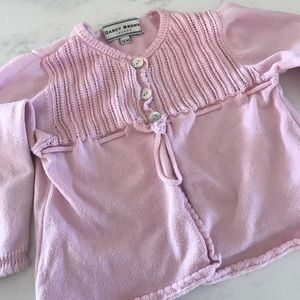 pink Darcy Brown London sweater